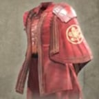 Red Demon Armor L Do