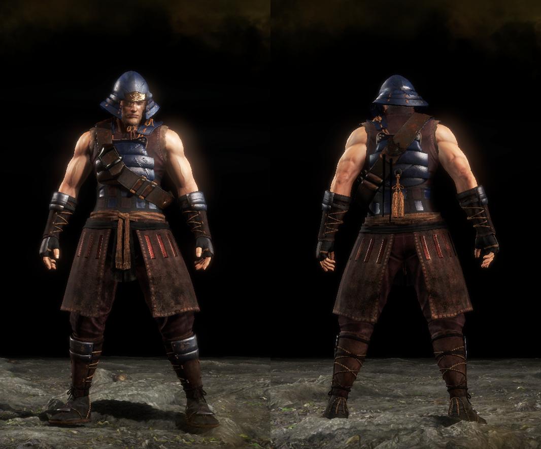Armor | Nioh Wiki